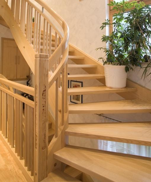 Leitbild Kategorie konventionelle Treppen