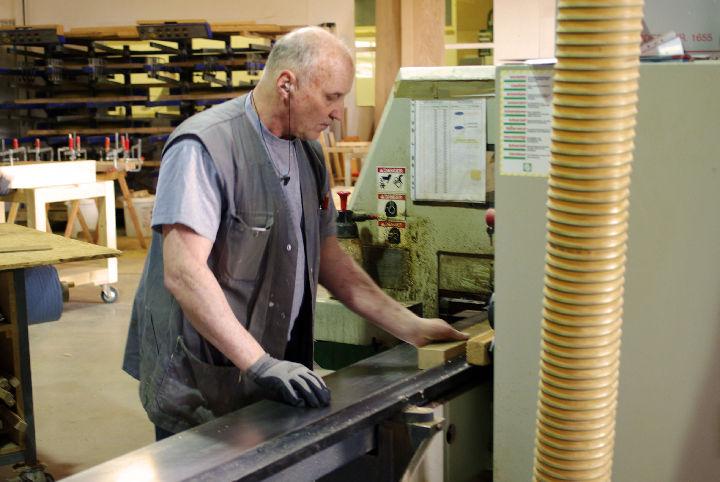 Bild 3 Tischler (m/w) mit Aufstiegsmöglichkeiten zum Werkstattleiter